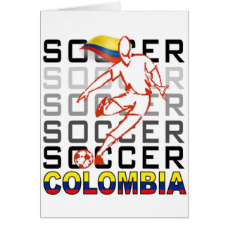 Colombia Copa America Cards