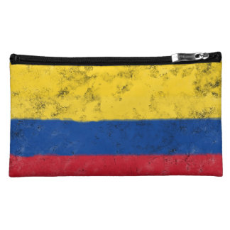 Colombia Cosmetic Bag