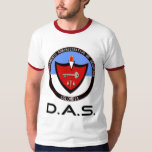 Colombia D.A.S. Playera