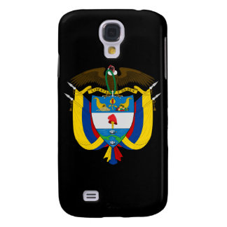 colombia emblem samsung galaxy s4 cover