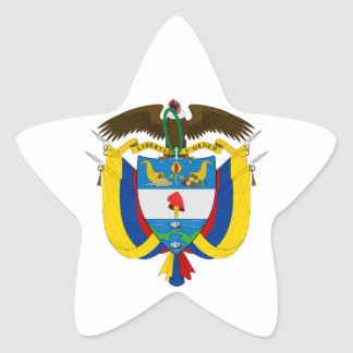colombia emblem sticker