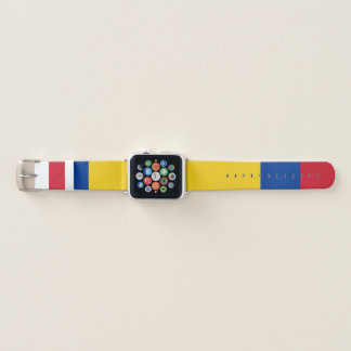 Colombia Flag Apple Watch Band