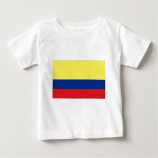 Colombia Flag Baby T-Shirt