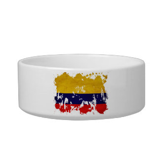Colombia Flag Bowl