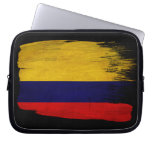 Colombia Flag Computer Sleeves