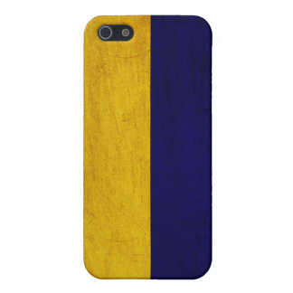 Colombia Flag Cover For iPhone SE/5/5s