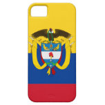 Colombia Flag iPhone 5 Cases