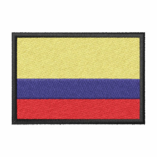 Colombia Flag Jackets