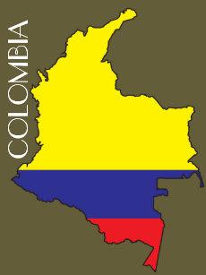colombian flag clothing zazzle