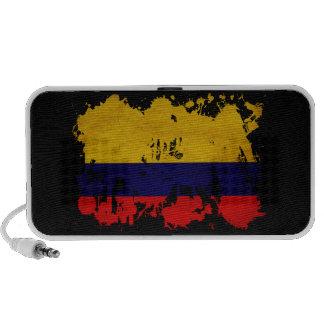 Colombia Flag Mini Speaker
