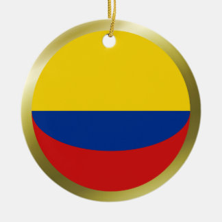 Colombia Flag Ornament