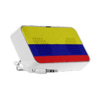 Colombia Flag Speaker
