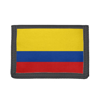 Colombia Flag Wallet