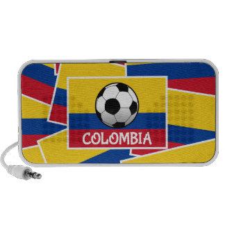 Colombia Football Speaker