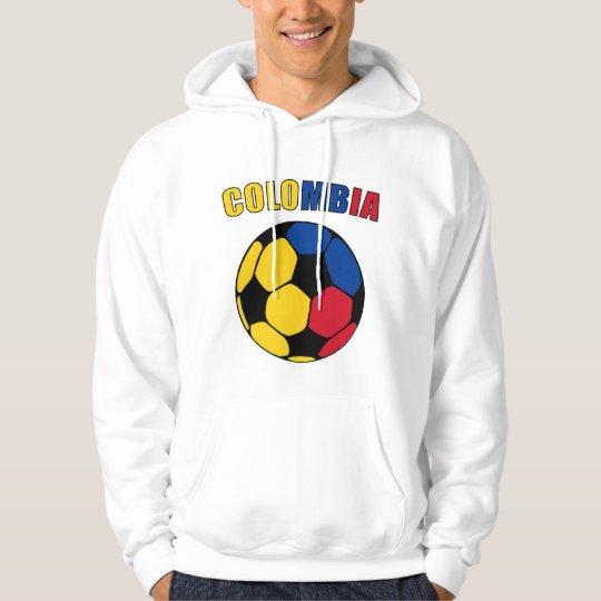 Colombia Footy Hoodie