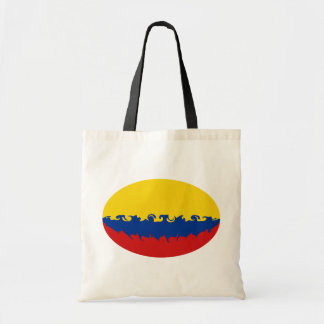 Colombia Gnarly Flag Bag