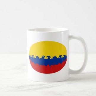 Colombia Gnarly Flag Mug