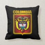 """Colombia Gold"" Pillow"