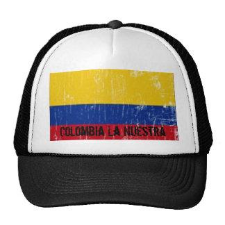 Colombia Gorro De Camionero
