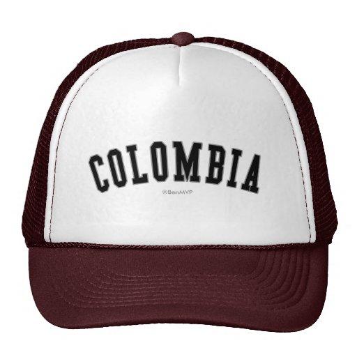 Colombia Gorra