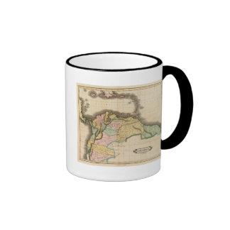 Colombia, Guayana Ringer Mug