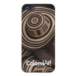 Colombia iPhone 5 case