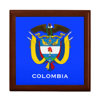 COLOMBIA* Jewelry Box