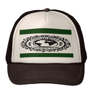 COLOMBIA LOGO TRUCKER HAT