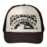 COLOMBIA LOGO MESH HAT