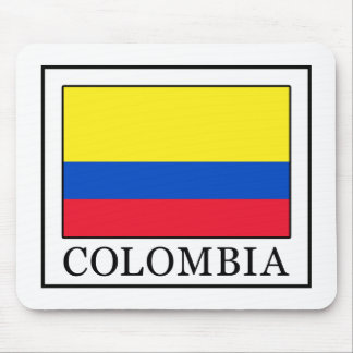 Colombia Mouse Pad