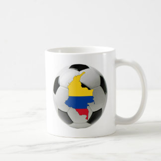 Colombia national team coffee mug