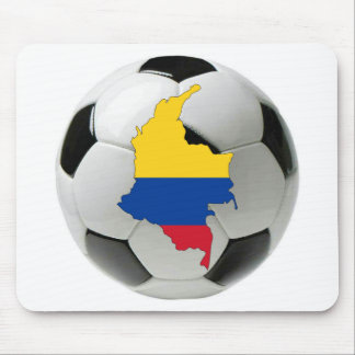 Colombia national team mouse pad