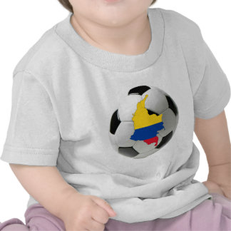 Colombia national team t shirts