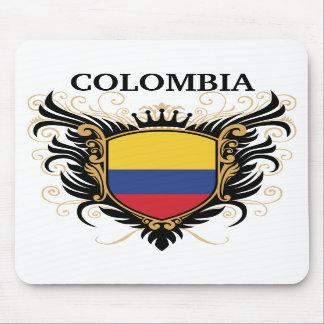 Colombia [personalice] tapete de raton