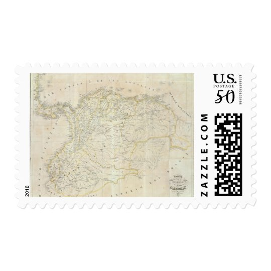Colombia Postage