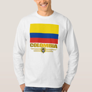 """Colombia Pride"" Apperal T-Shirt"