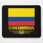 """Colombia Pride"" Mouse Pad"