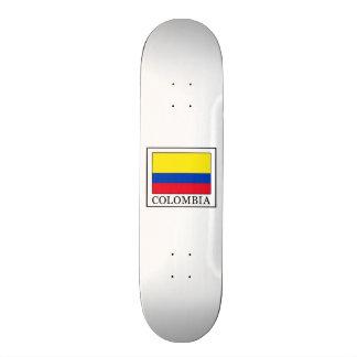 Colombia Skateboard Deck