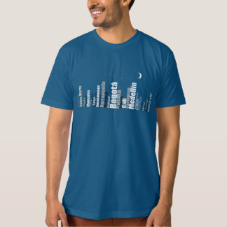 Colombia Skyline T-Shirt