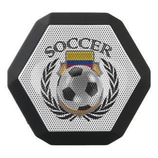 Colombia Soccer 2016 Fan Gear Black Bluetooth Speaker
