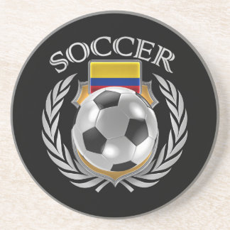 Colombia Soccer 2016 Fan Gear Coaster
