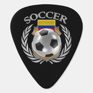 Colombia Soccer 2016 Fan Gear Guitar Pick