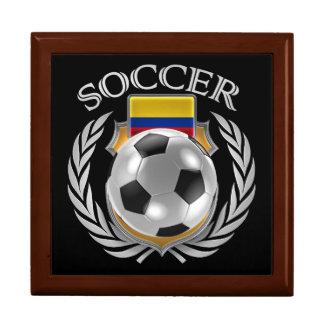 Colombia Soccer 2016 Fan Gear Keepsake Box