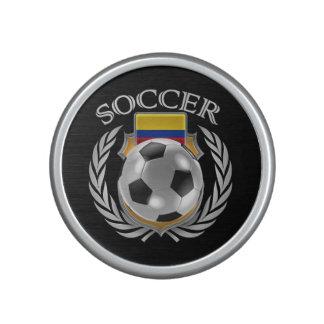 Colombia Soccer 2016 Fan Gear Speaker