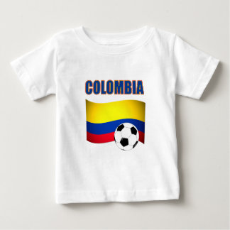 Colombia Soccer  5116 Baby T-Shirt