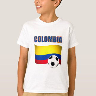 Colombia Soccer  5116 T-Shirt