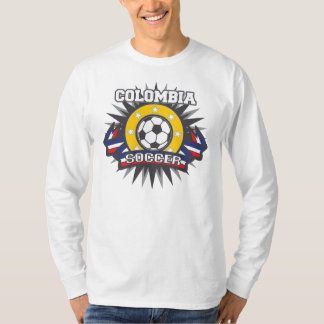 Colombia Soccer Burst T-Shirt