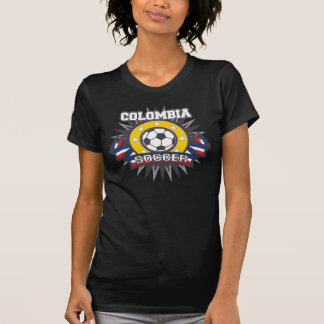 Colombia Soccer Burst T-Shirt