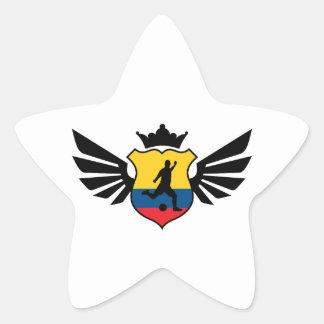 Colombia soccer star sticker
