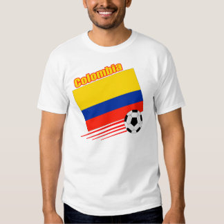 Colombia Soccer Team Shirt